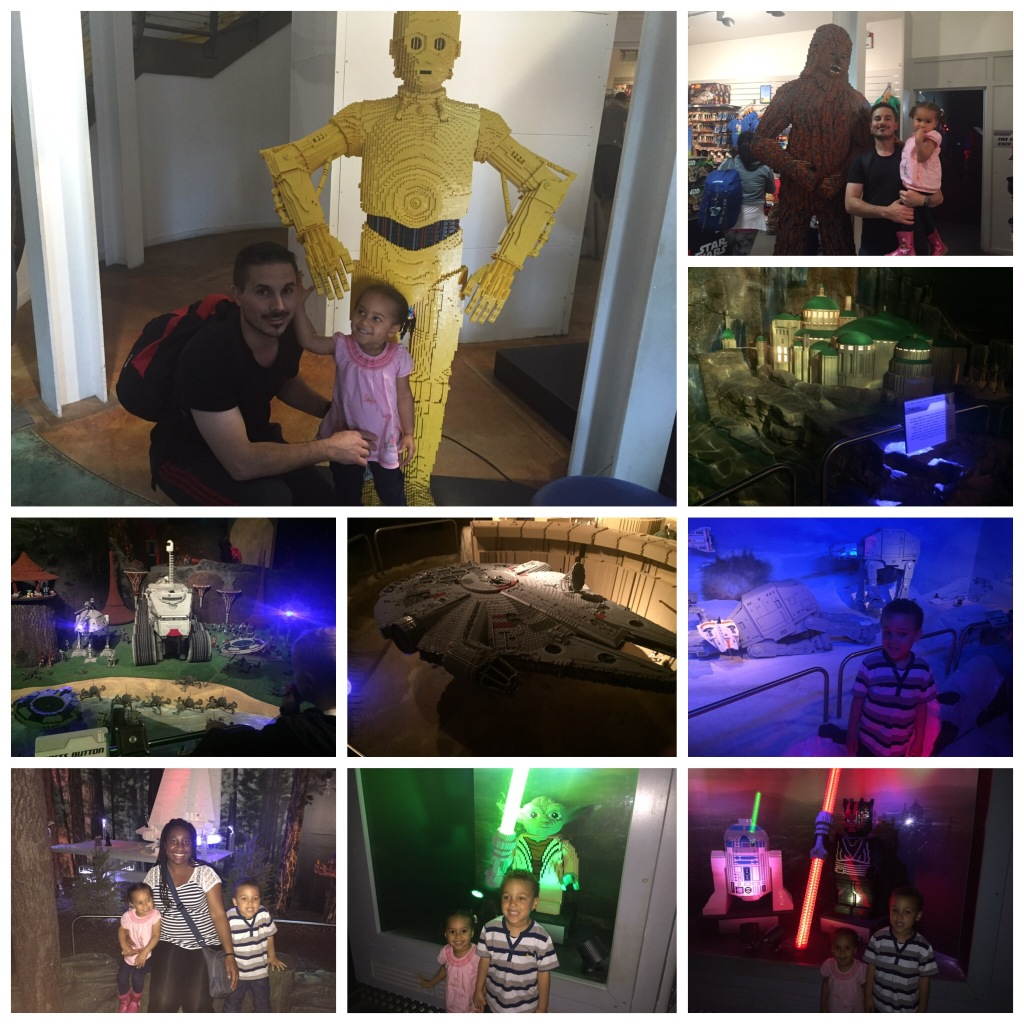 Star Wars Mini land Experience