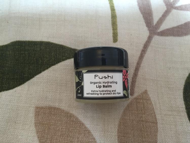 Fushi Organic Hydrating Lip Balm