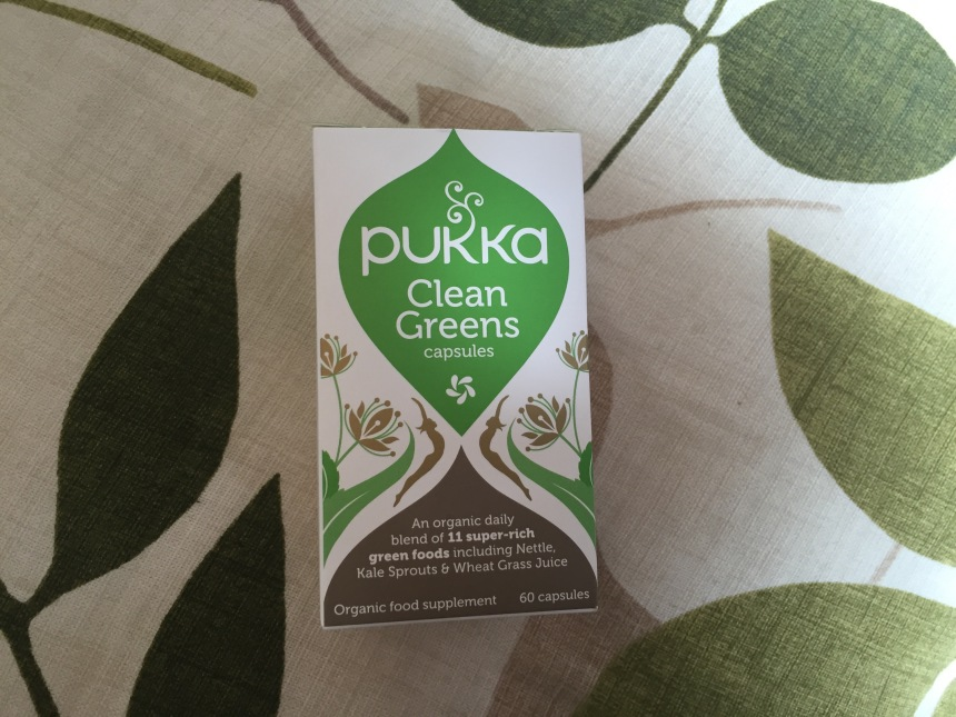 Pukka Clean Greens Capsules
