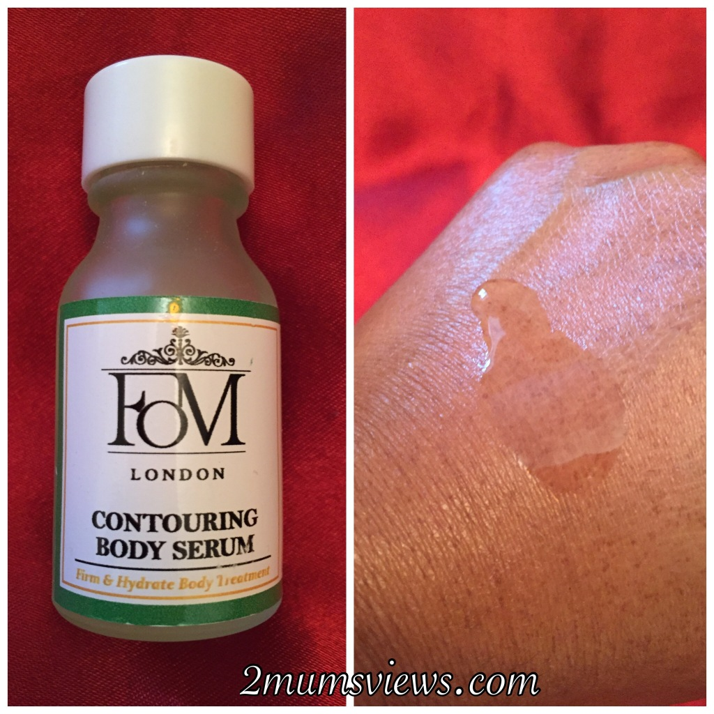 FOM London Body Contouring Serum