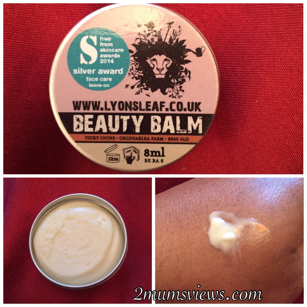 Lyonsleaf Beauty Balm