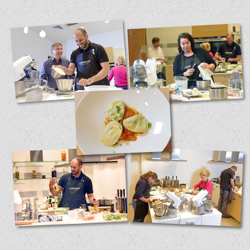 Kenwood Disaster Chef 2015 Live Final