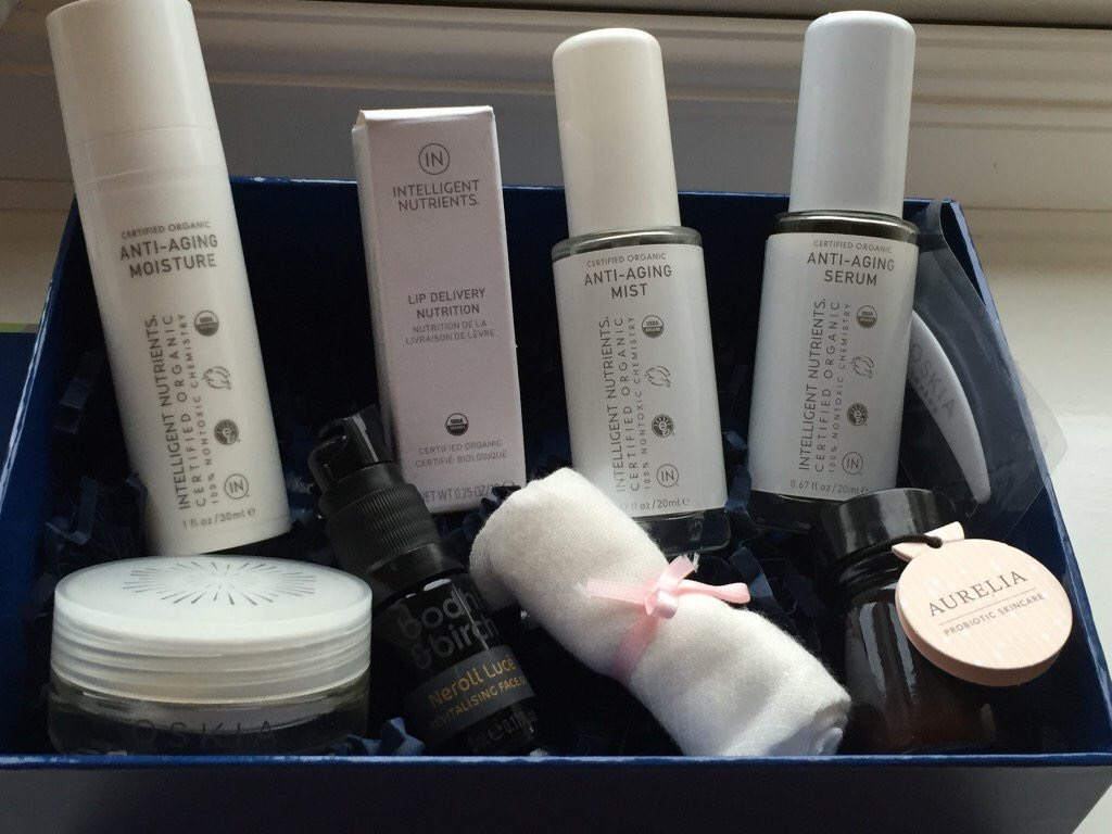 Naturisimo Luxury Travel Set