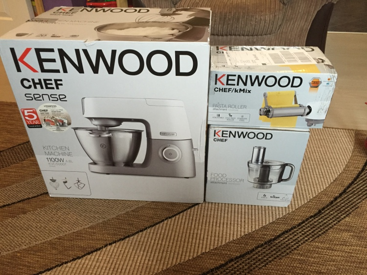 Kenwood Chef Sense