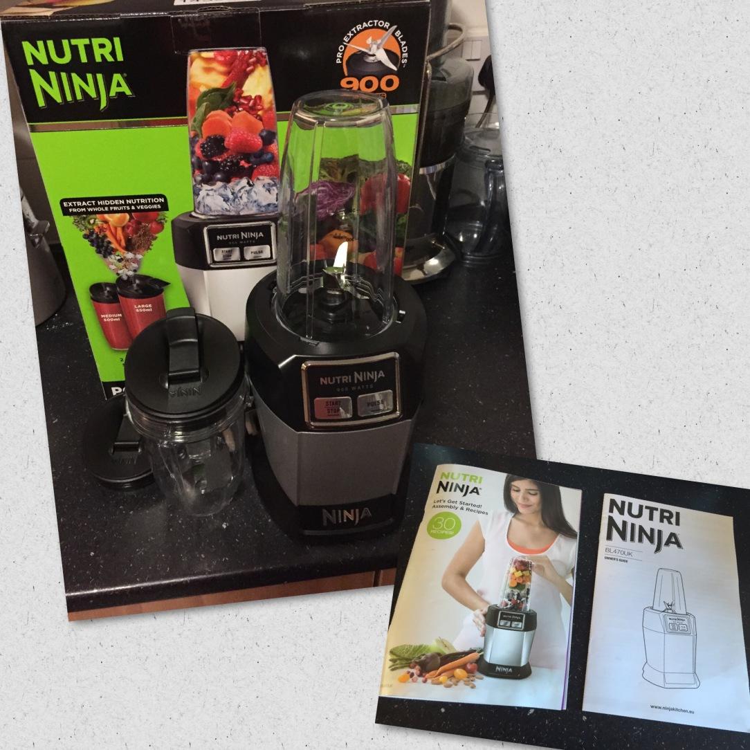 Nutri Ninja Pro BL470UK