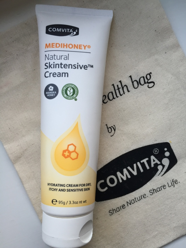 Comvita Medihoney Natural Skintensive Cream