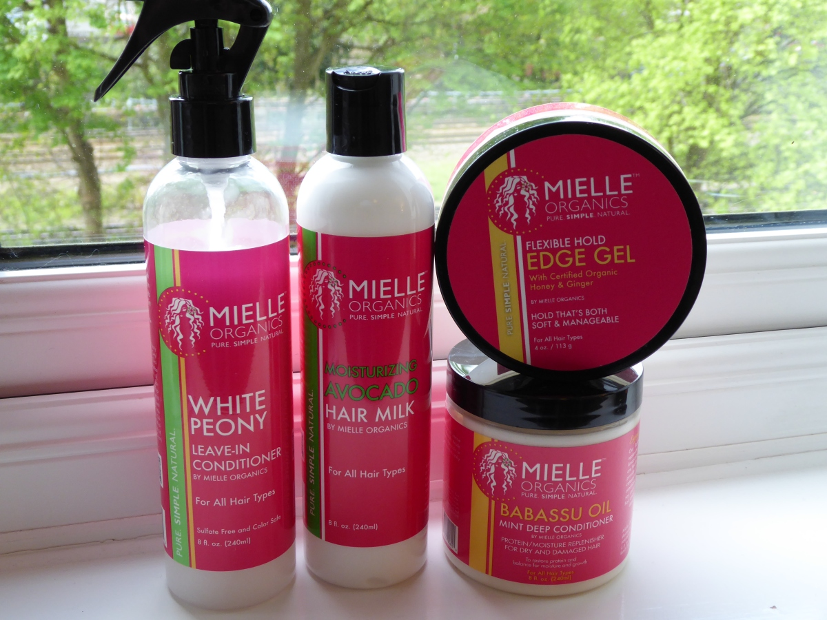 Review Mielle Organics 2mumsviews
