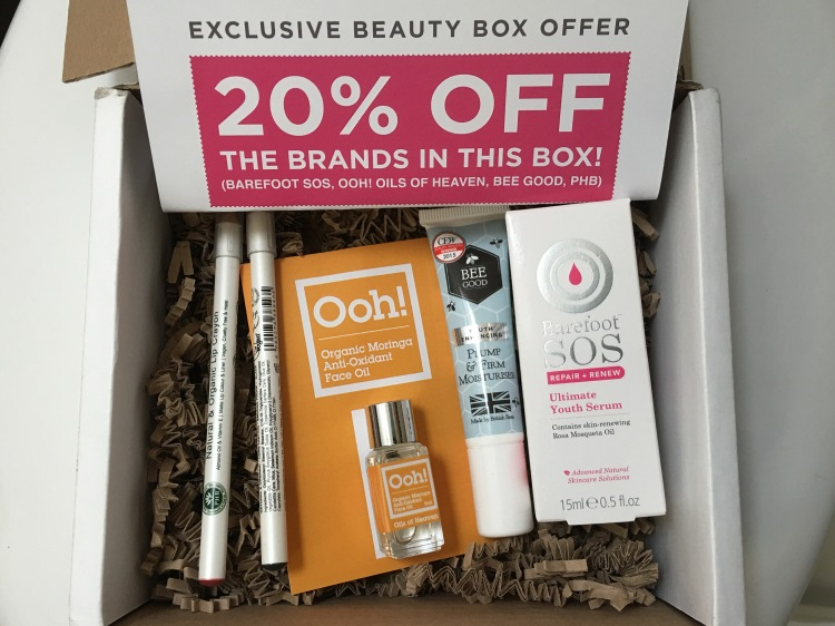 LoveLula Beauty Box July 2016