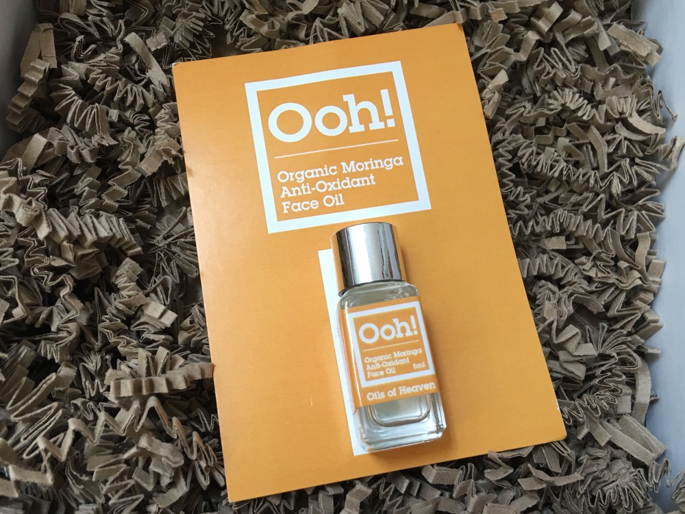 Ooh! - Oils of Heaven Organic Moringa Anti-Oxidant Face Oil