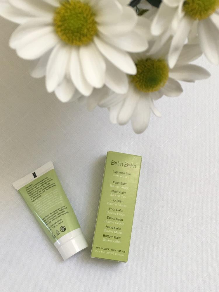 Balm Balm fragrance free face balm