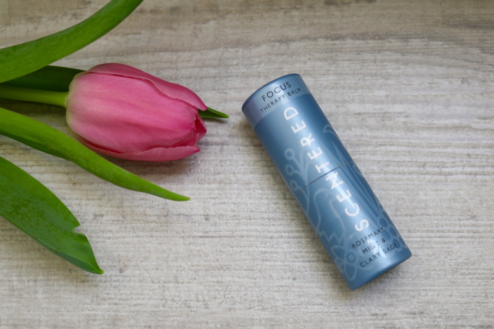 scentered focus therapy balm