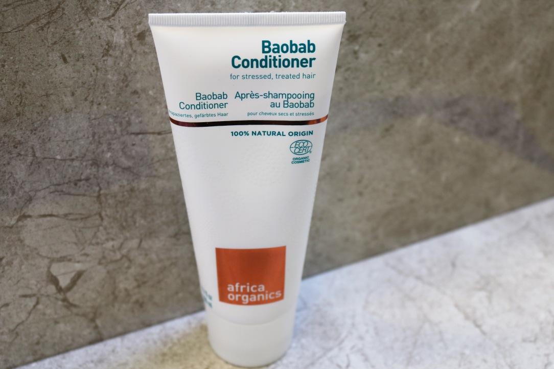 Africa Organics Baobab Conditioner