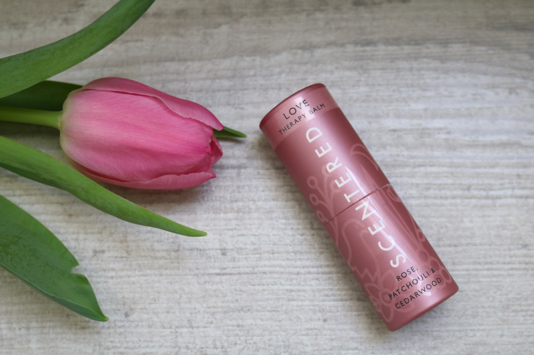 scentered love therapy balm