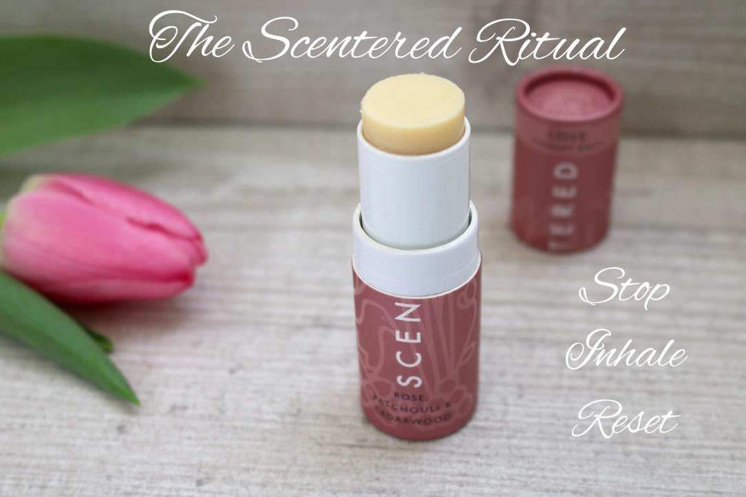 the scentered ritual