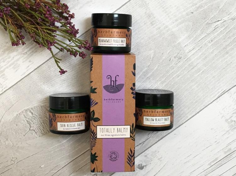 herbfarmacy Totally Balmy Gift Set