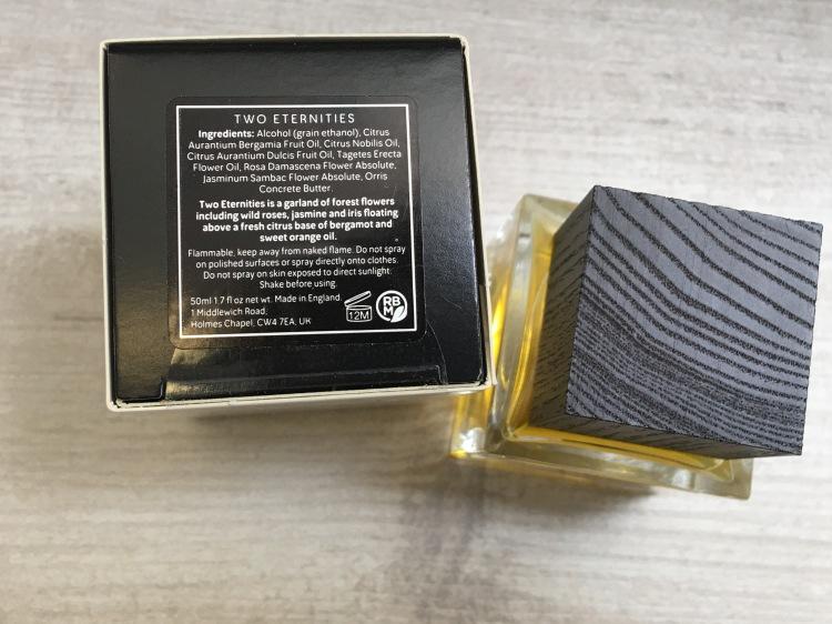 Walden 'Two Eternities' Natural Perfume