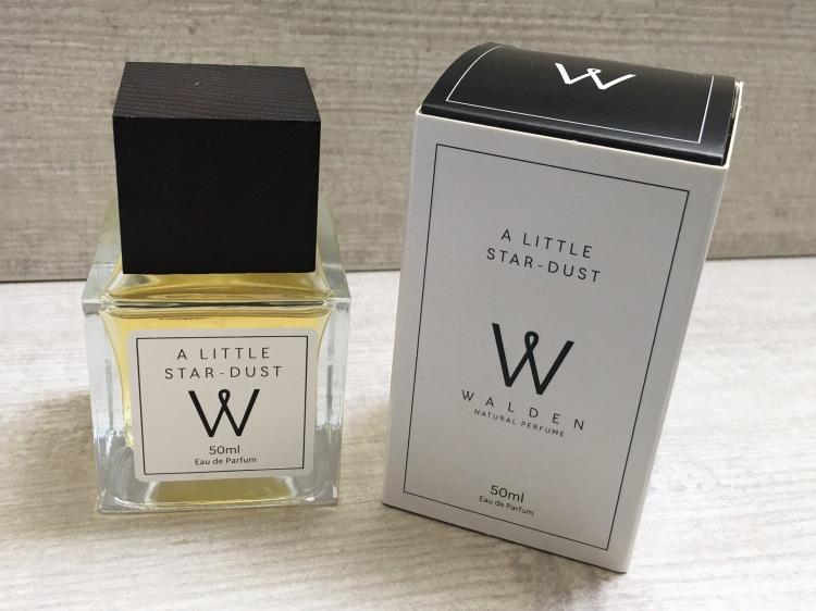 Walden 'A Little Star-Dust' Natural Perfume 50ml
