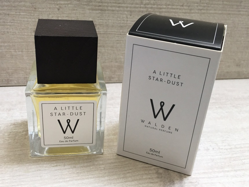 Walden 'A Little Star-Dust' Natural Perfume 50ml