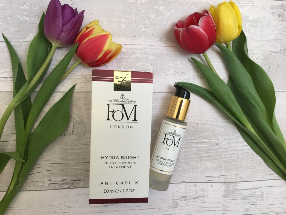 FOM London Hydra Bright Night Complex Treatment