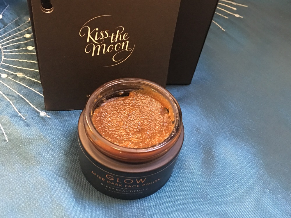 Kiss The Moon GLOW After Dark Face Polish