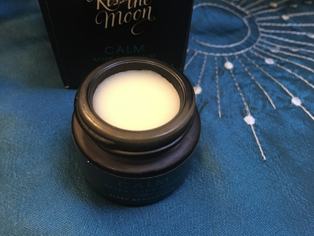 Kiss the moon calm after dark sleep balm
