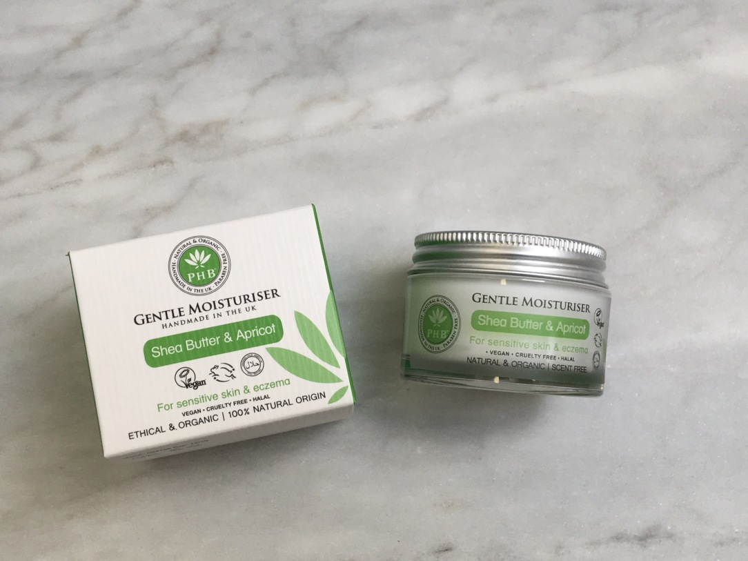 PHB Ethical Beauty Gentle Moisturiser with Shea Butter & Apricot
