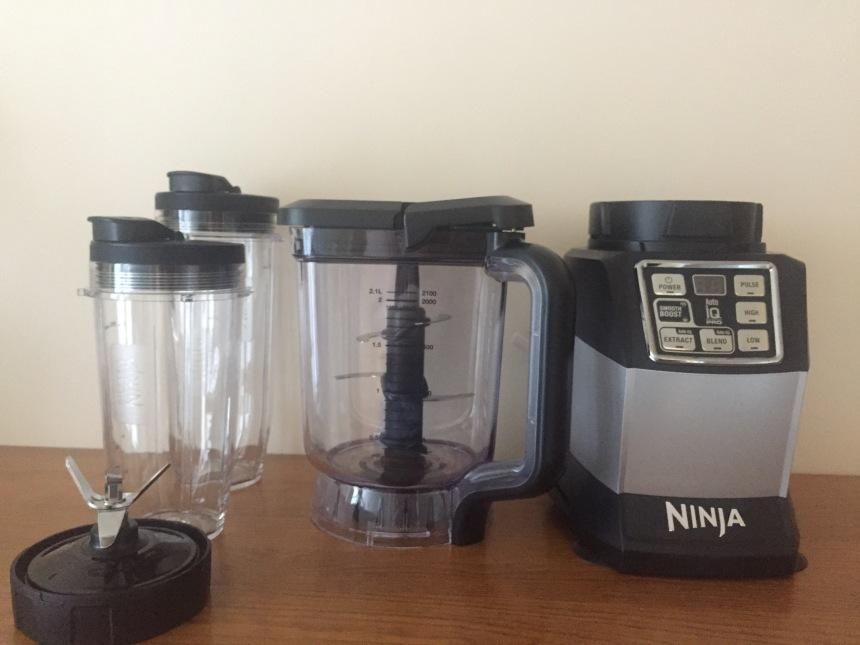 Ninja compact duo blender