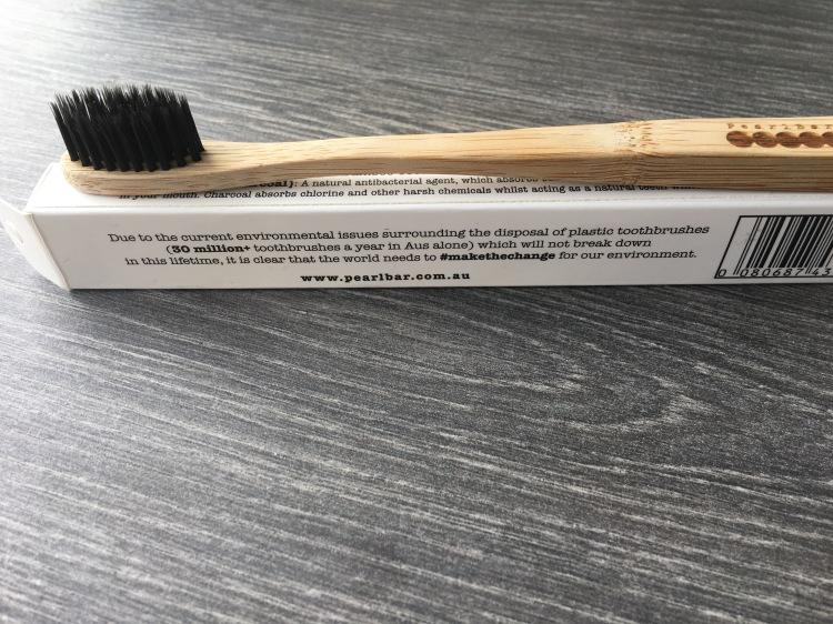 PearlBar planet loving toothbrush - Childrens - Medium