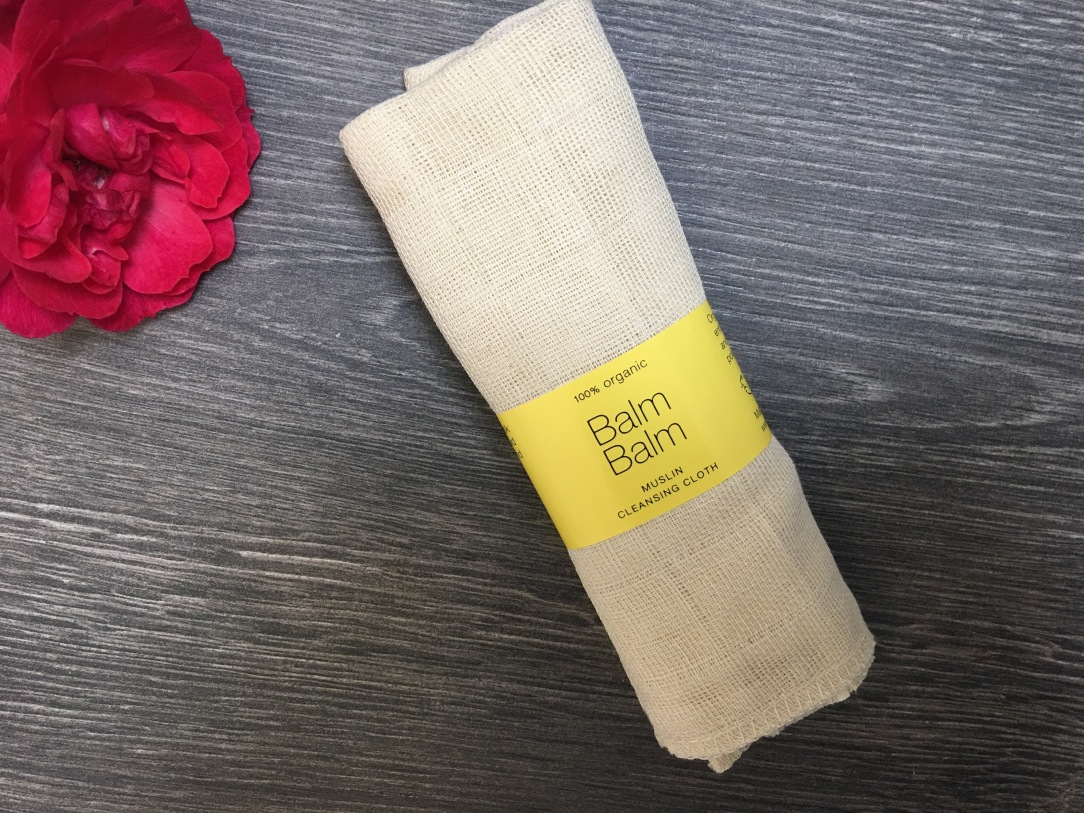 Balm Balm muslin cleansing cloth
