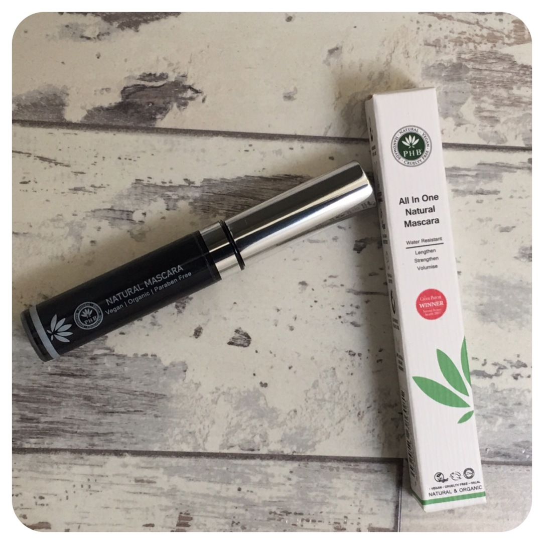 PHB Ethical Beauty Black All-In-One Mascara
