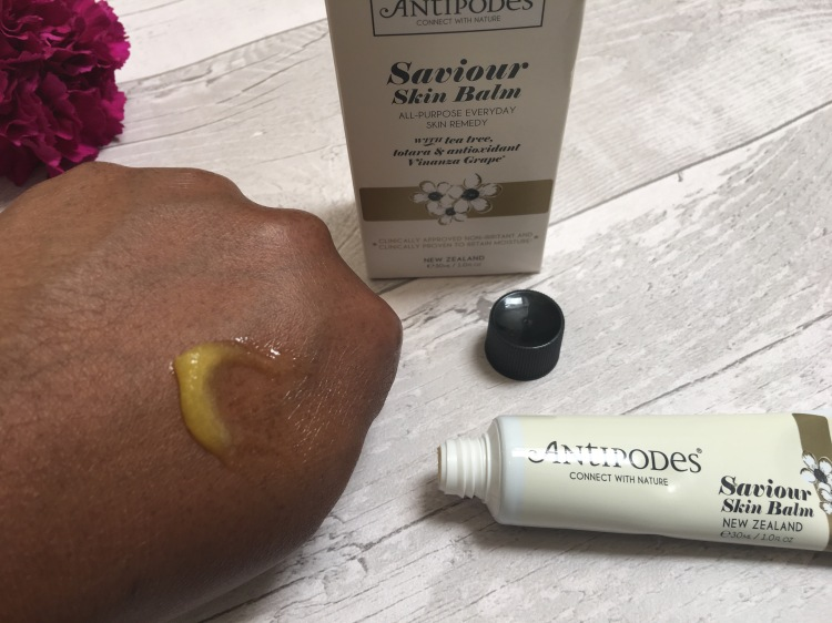Antipodes Saviour skin balm