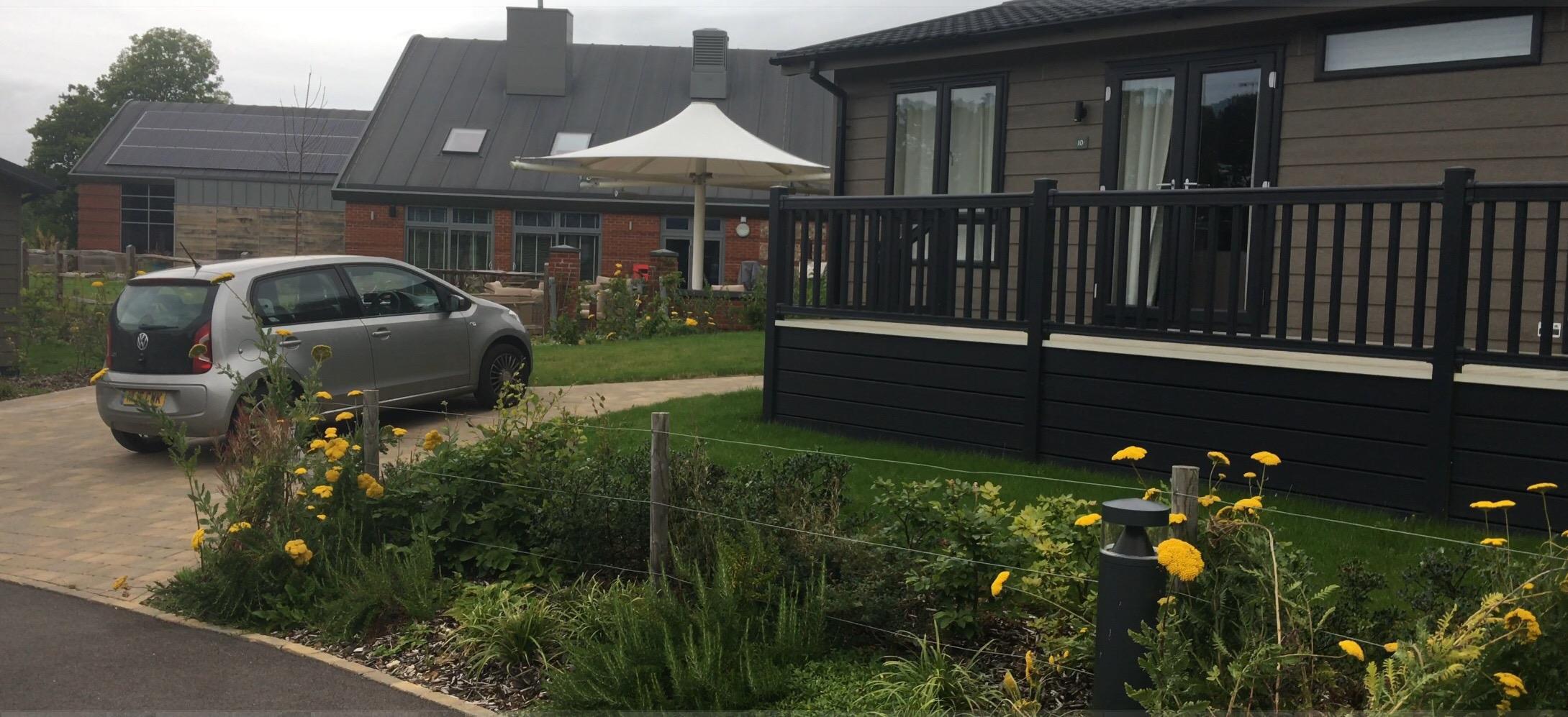 Marple Lodge Hawkchurch resort and spa