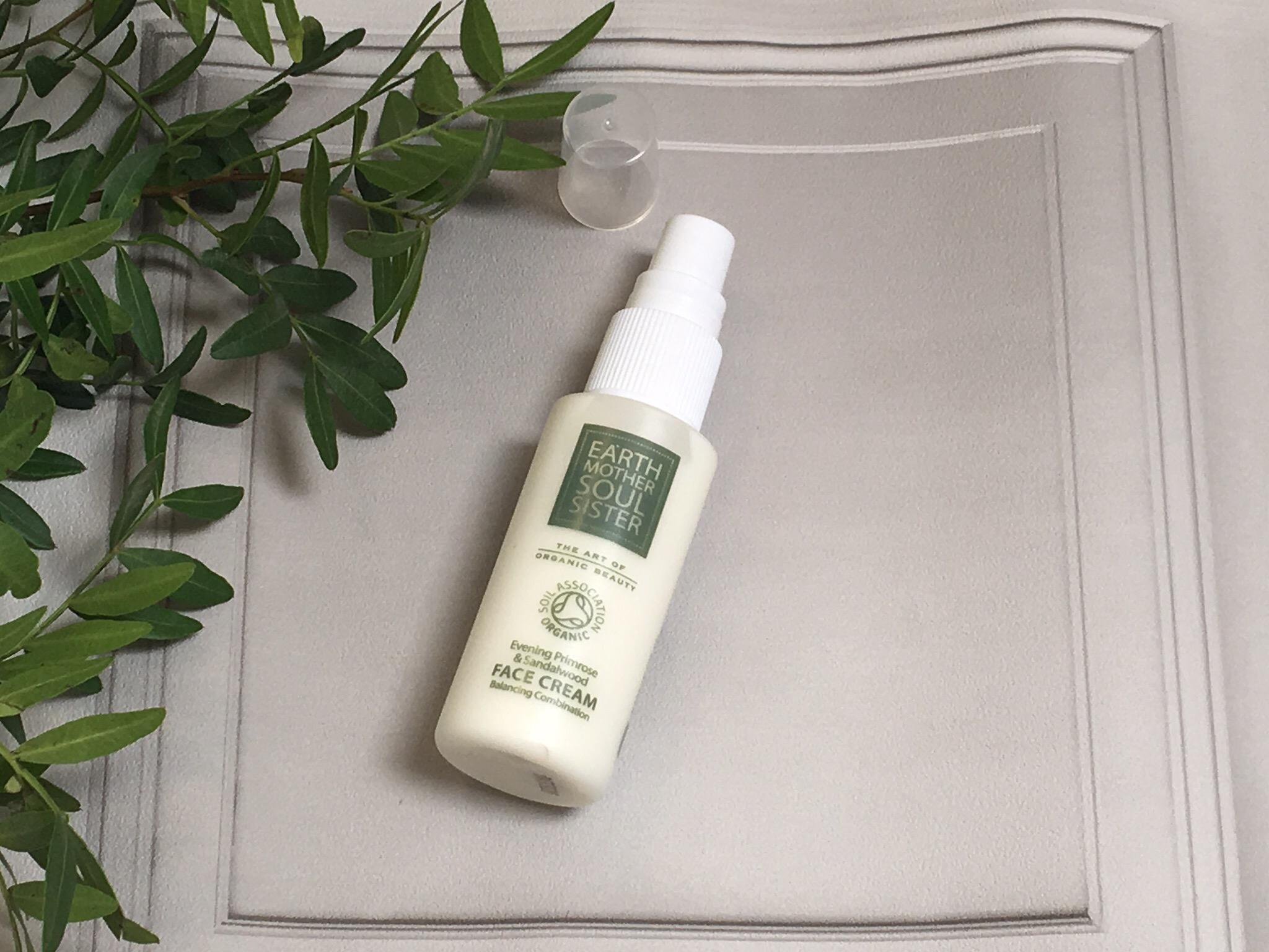 Earth Mother Soul Sister Evening Primrose & Sandalwood Face Cream