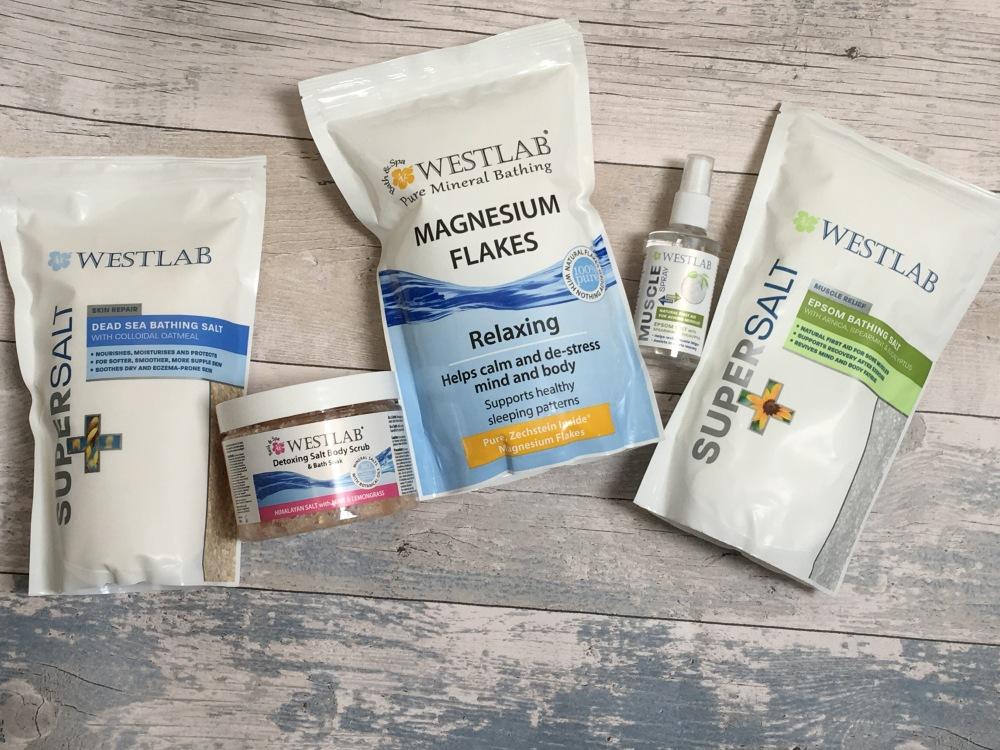Westab bath salts