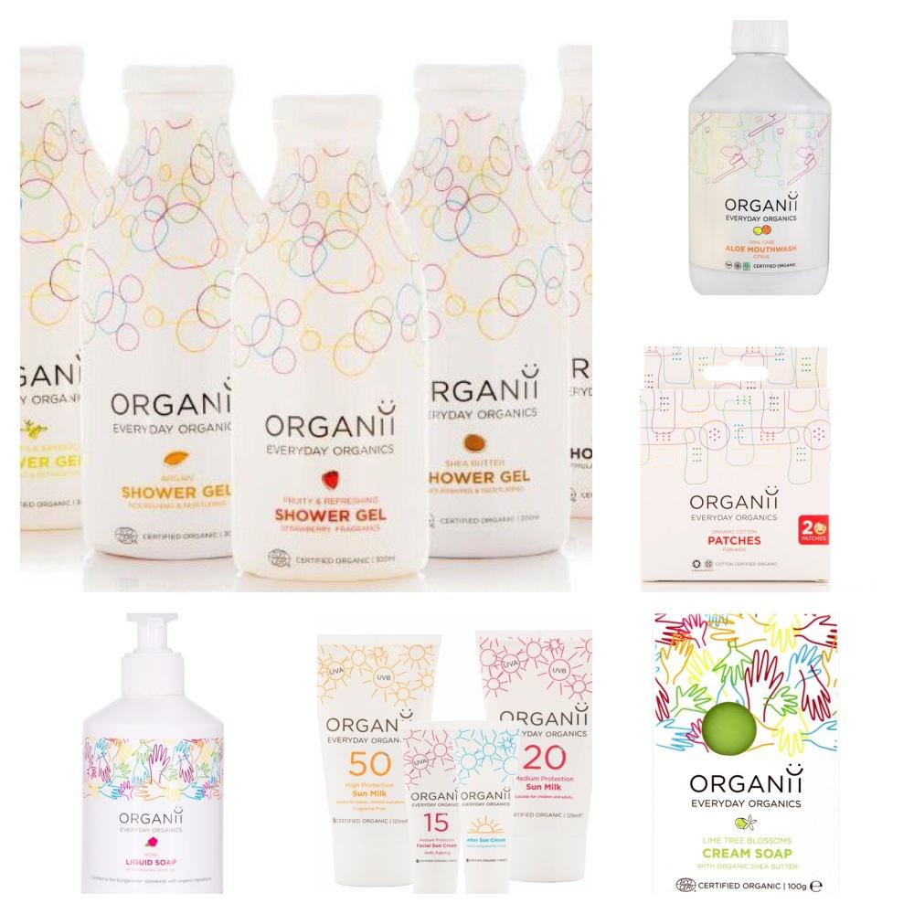 Organii everyday organics