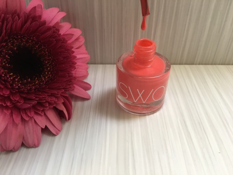 Glossworks Nail Polish Flamingo