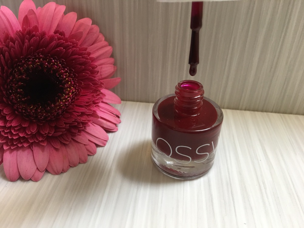 Glossworks Nail Polish Aubergine Dream
