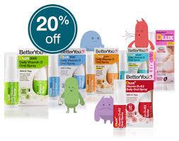 20% off all DLux vitamin d sprays