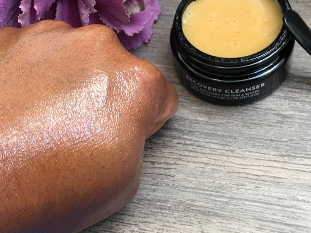 Dafna's personal skincare recovery cleanser