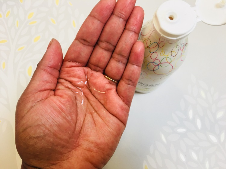 Organii aloe vera & bamboo shower gel