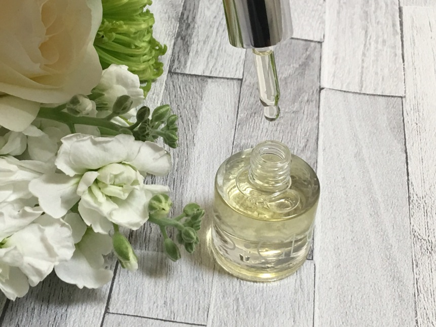 glossworks nail & cuticle oil
