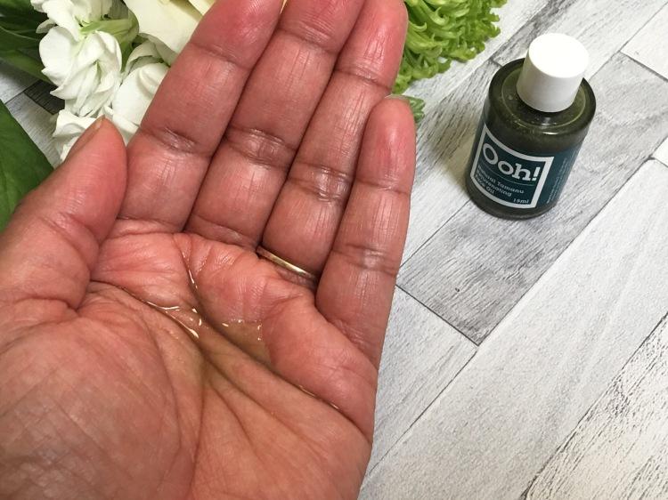 Ooh! - Oils of Heaven Natural Tamanu Rejuvenating Face Oil Travel Size 15ml