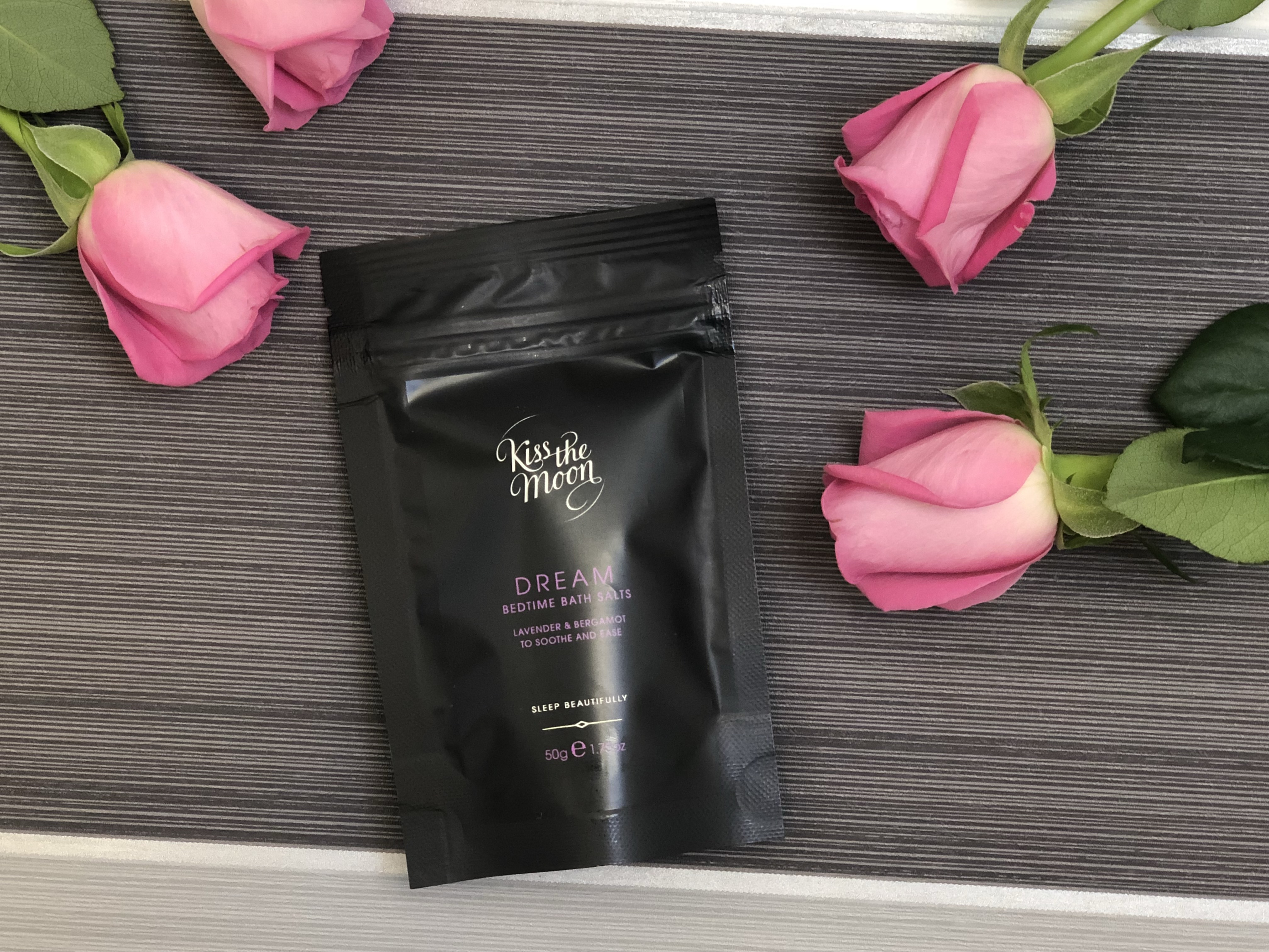 Kiss the moon dream bedtime bath salts