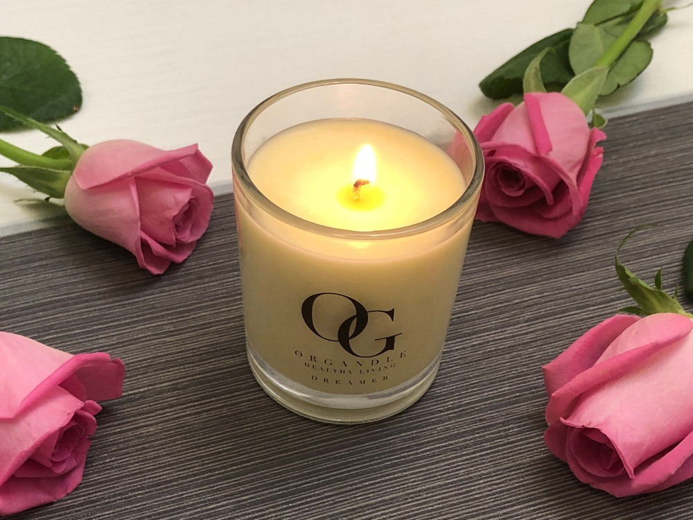 Organdle dreamer candle