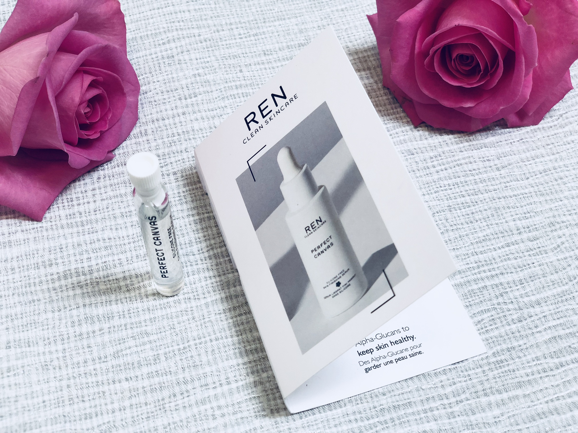 REN Perfect Canvas - Skin Enhancing Priming Serum