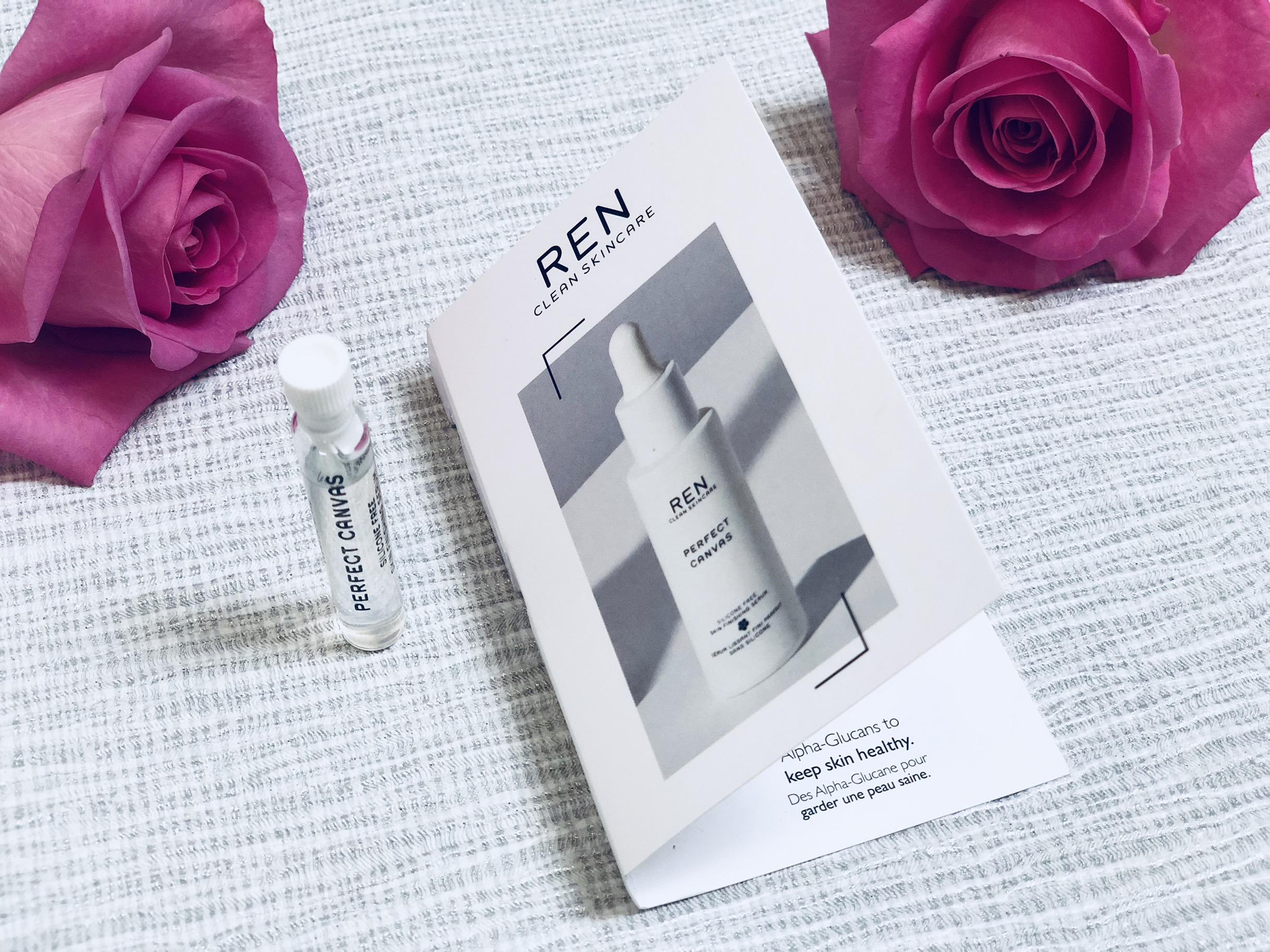 REN Perfect Canvas - Skin Enhancing Priming Serum