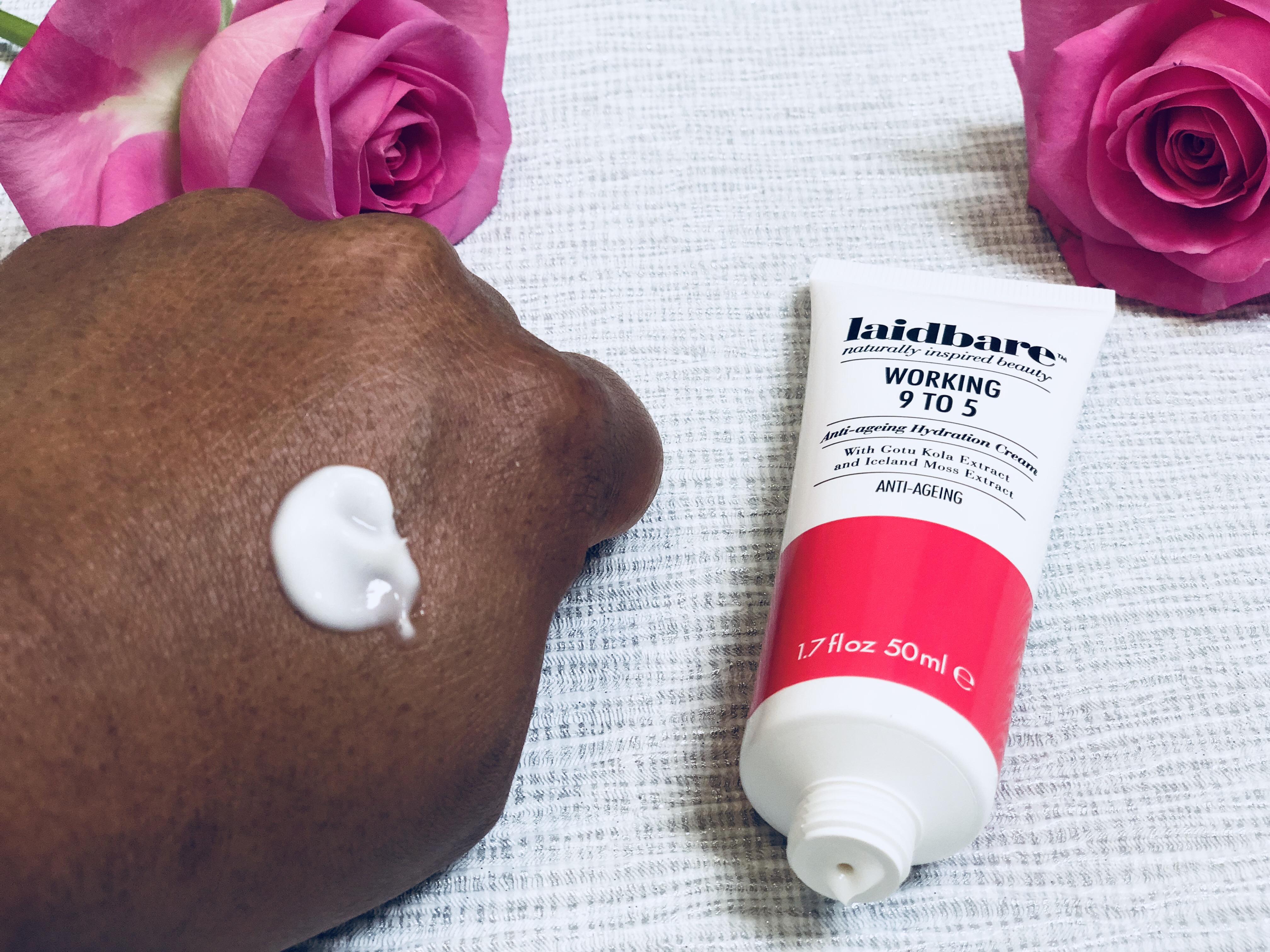 Laidbare Working 9 to 5 Anti-ageing Cream 50ml