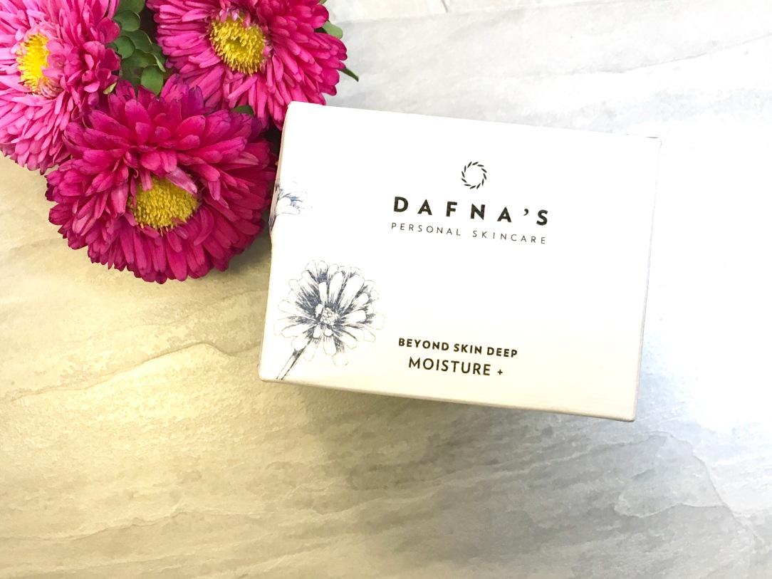 Dafna's personal skincare Moisture +