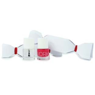 Glossworks Limited Edition Christmas Cracker Set 2x9ml