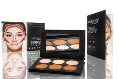 Bellapierre Contour & Highlighting Pro Powder Palette